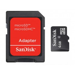 8GB Micro SD Memory Card - SanDisk