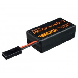 HIGH DENSITY Battery (1500mAh) for Parrot AR.Drone 2.0 POWER EDITION - Genuine Parrot Battery
