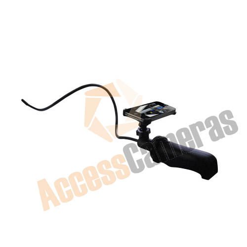 iPhone 4 / 4s / 5 - Snake Inspection Camera / Endescope / Borescope Camera with Built in LED Lights