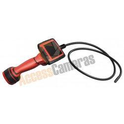 "PRO-V2 Recordable Inspection Camera with 3 x ZOOM & 3.5"" DETACHABLE WIRELESS Screen"