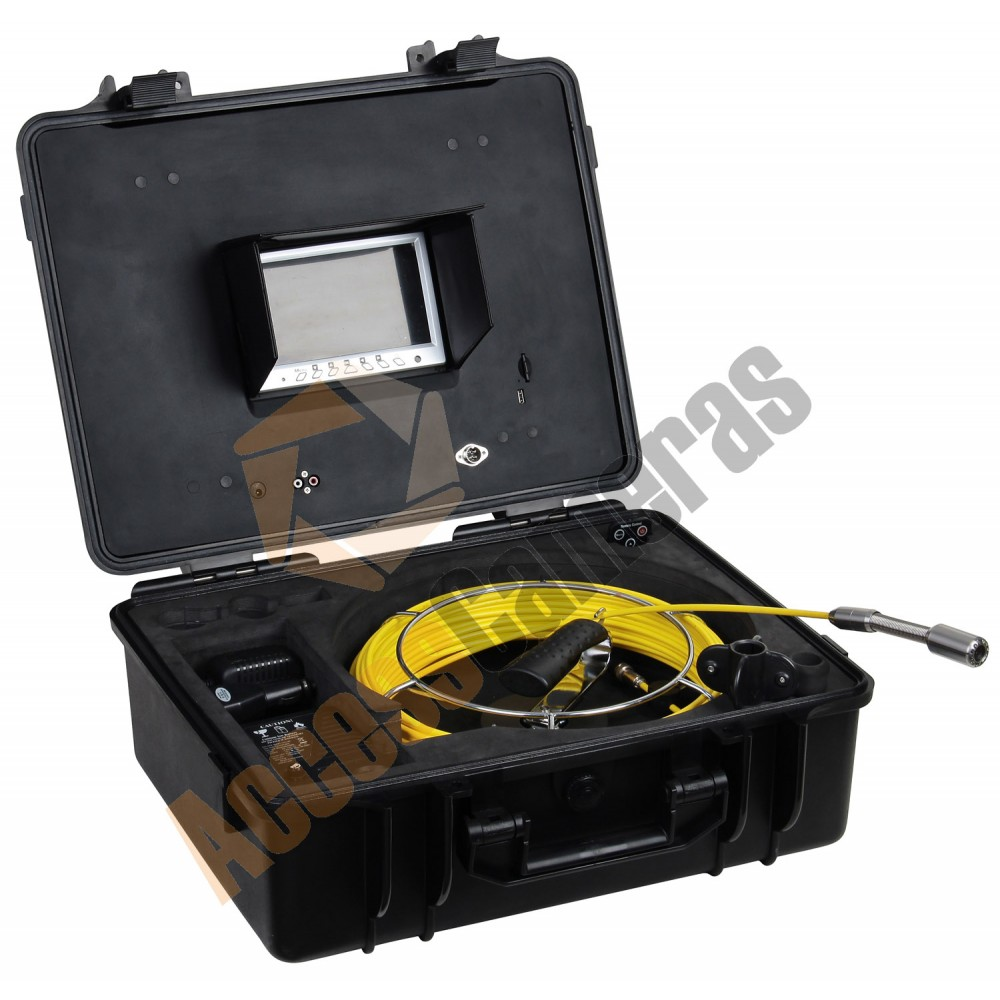 Pro Drain 2 Recordable Drain Amp Duct Inspection Camera With