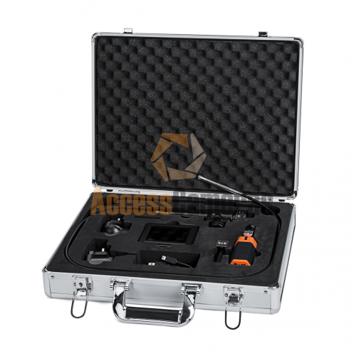 5.8mm Articulated / Steerable Recordable Inspection Camera with Wireless Monitor