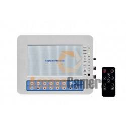 """ADROLOOK V70000 Videoscope Recordable 7"""" Monitor"""