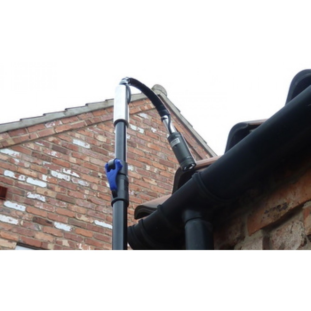 Access Cameras Telescopic Pole Inspection Camera 3m To
