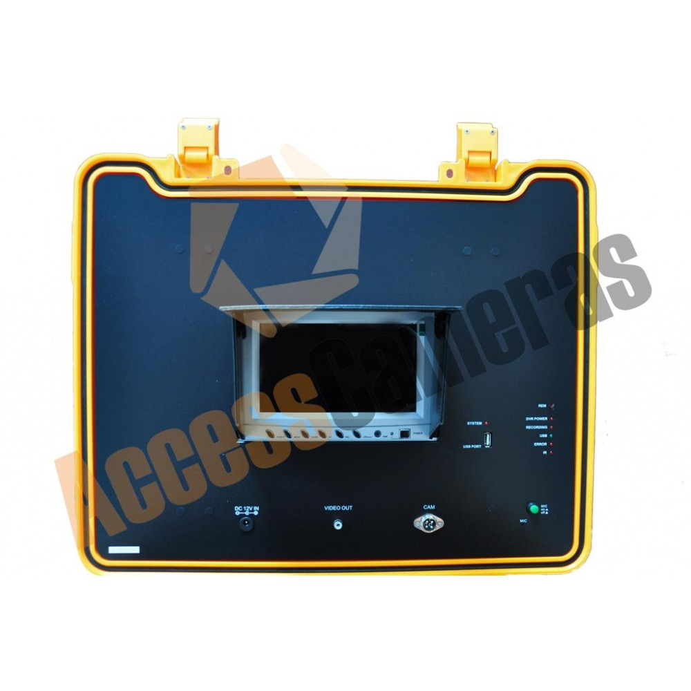 Pro Drain Recordable Drain Amp Duct Inspection Camera With