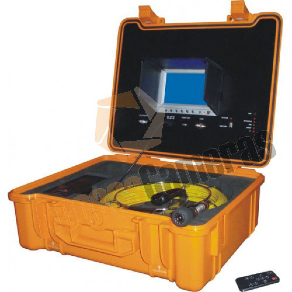 40m Pro Drain Recordable Drain Amp Duct Inspection Camera