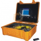 30m PRO-DRAIN Recordable Drain & Duct Inspection Camera with Super Bright LED Lighting