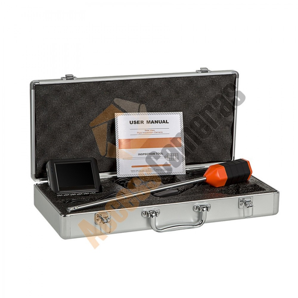 Cavity Wall Inspection Camera With Recordable 3 5