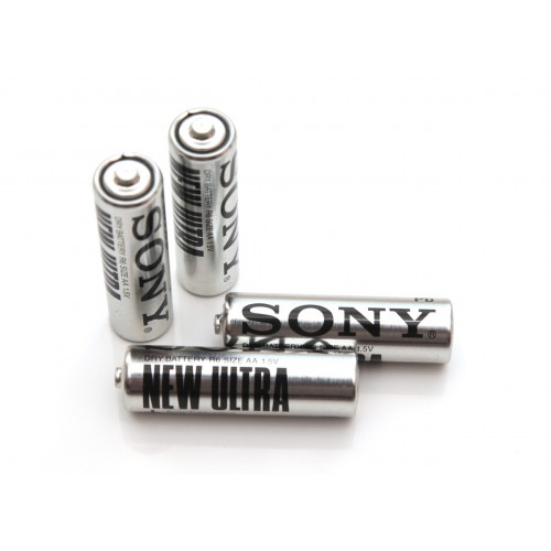 AA Batteries (Set of 4)