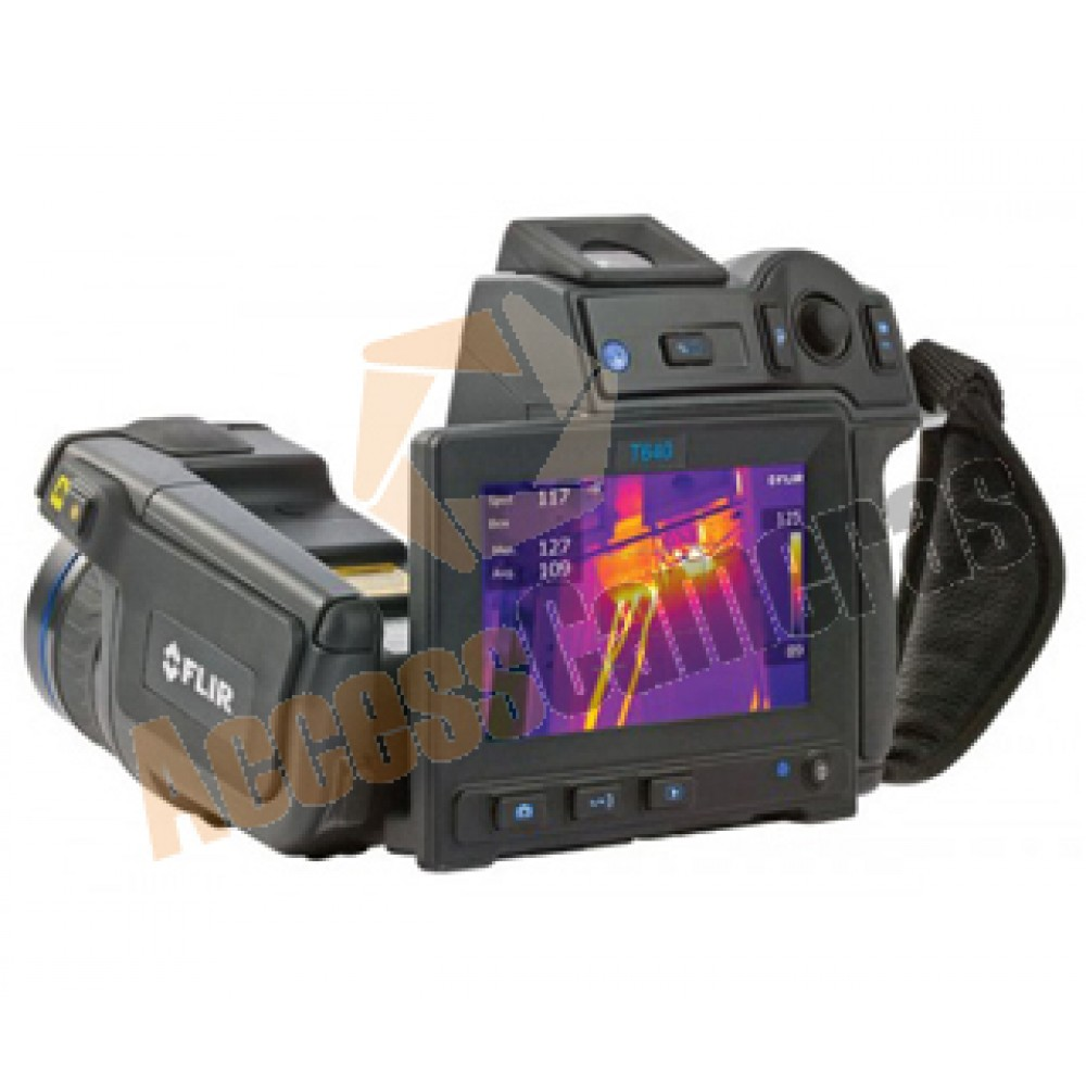 Flir T640 Thermal Imaging Camera Ex Demo