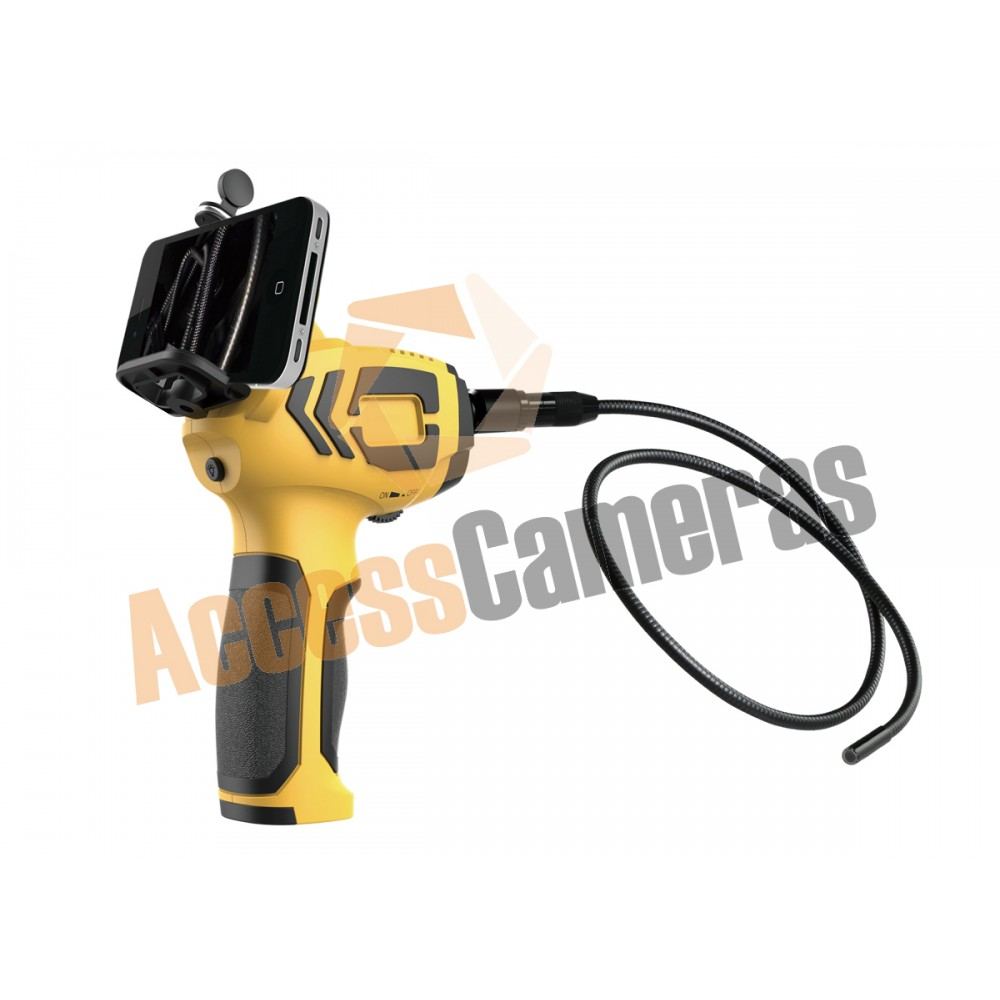 Wireless 9mm Hd Smartphone Inspection Camera Works With