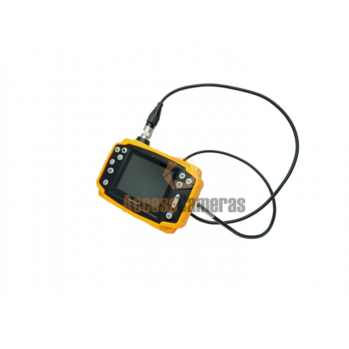NEW HI-RES 4.5mm 90° FOV Recordable Inspection Camera
