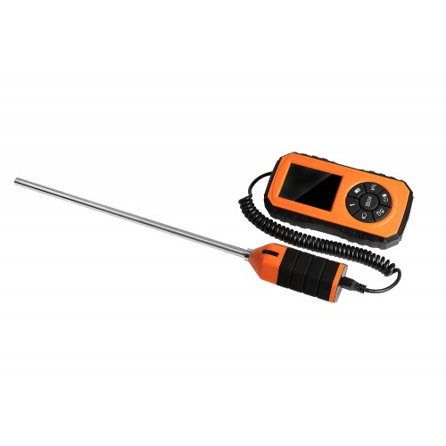 """HD CAVITY WALL INSPECTION CAMERA with RECORDABLE 3"""" Screen"""