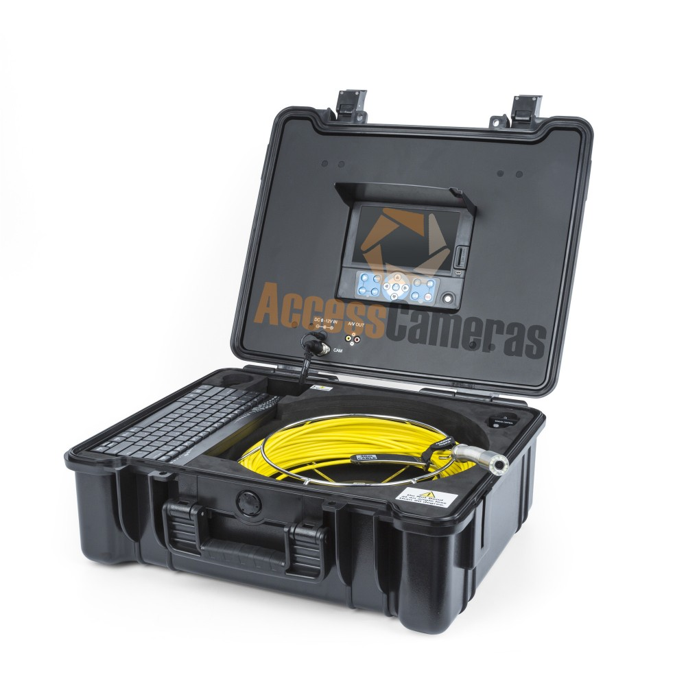 40m Pro Drain 2 Recordable Drain Amp Duct Inspection Camera
