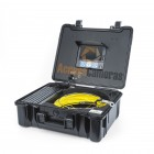 40m PRO-DRAIN 2 Recordable Drain & Duct Inspection Camera with Hi-Res WIDE ANGLE Lens