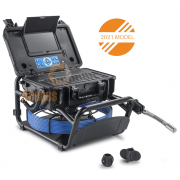 40m PRO-DRAIN 3 Recordable Drain & Duct Inspection Camera with 5.2mm & Built-in Keyboard & Meterage