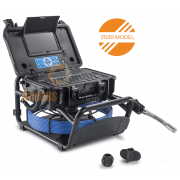 30m PRO-DRAIN 3 Recordable Drain & Duct Inspection Camera with Built-in Keyboard & Meterage