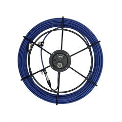 PRO-DRAIN 3 Replacement 40m Fibre Glass Rod and Reel