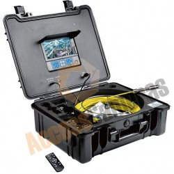 20m PRO-DRAIN 2 Recordable Drain & Duct Inspection Camera with Hi-Res WIDE ANGLE Lens