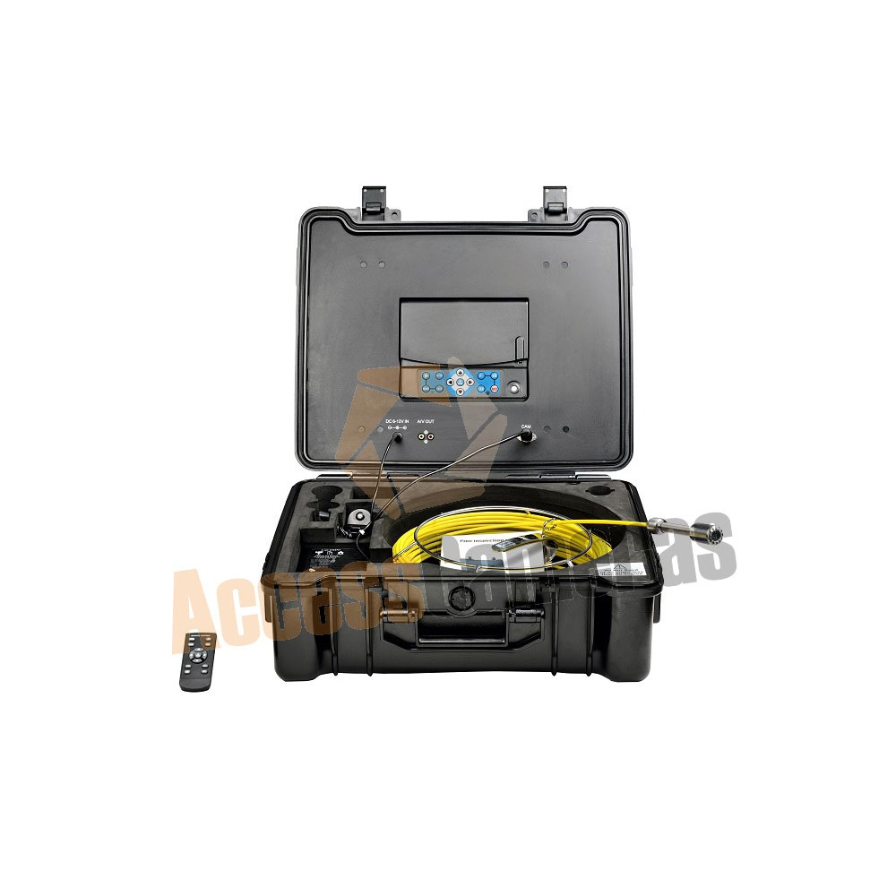 30m Pro Drain 2 Recordable Drain Amp Duct Inspection Camera