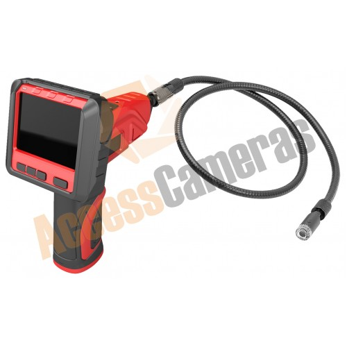 "PRO-SIGHT 2 Recordable Inspection Camera with 3 x ZOOM & 3.5"" DETACHABLE WIRELESS Screen - HIRE / RENTAL"