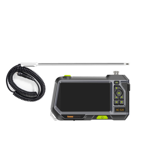 """PREMIUM HD Cavity Wall Inspection Camera with RECORDABLE 5"""" Wired Monitor"""