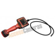 """PRO-V2 Recordable Inspection Camera with 3 x ZOOM & 3.5"""" DETACHABLE WIRELESS Screen"""