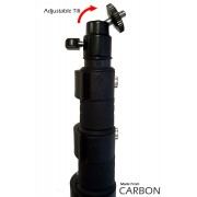 5.5m Telescopic Carbon Lightweight Aerial Photography & Survey Pole