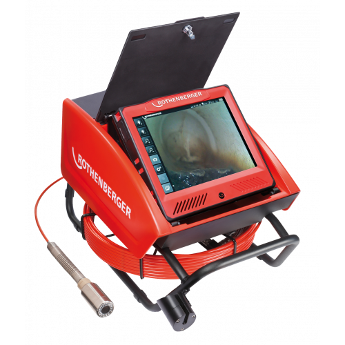 Rothenberger ROCAM 4 WiFi with Touch screen with 30mm camera head - 30m